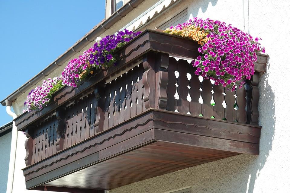 Ideas para lograr un lindo jardín en tu balcón
