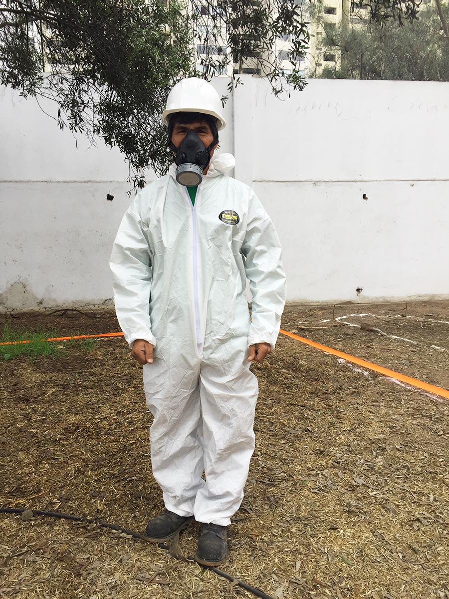 Control de Plagas y Enfermedades para Jardines